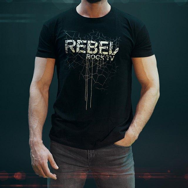 REBEL CLASSIC tričko pánské  b83d6aa498