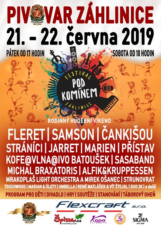 Festival pod Komínem