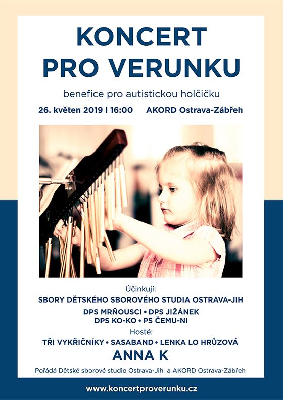 Koncert pro Verunku